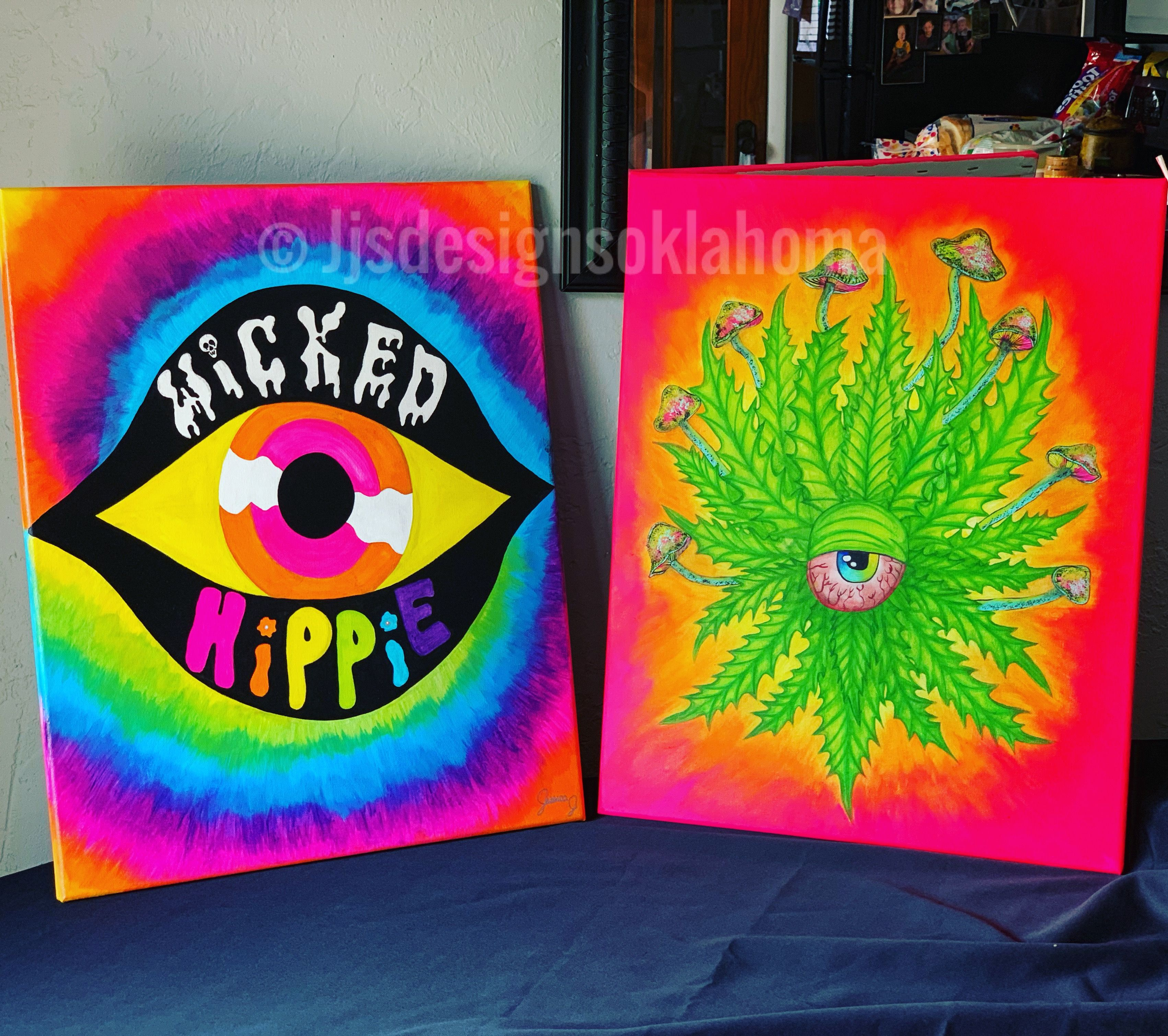 Pin By Jade Meilhammer On Psychedelic Art In 2020 Hippie