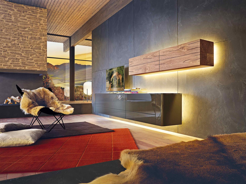 Lowboard HÜlsta Gentis Hängend Wohnzimmer Möbel Wohnzimmer Wolle Kaufen