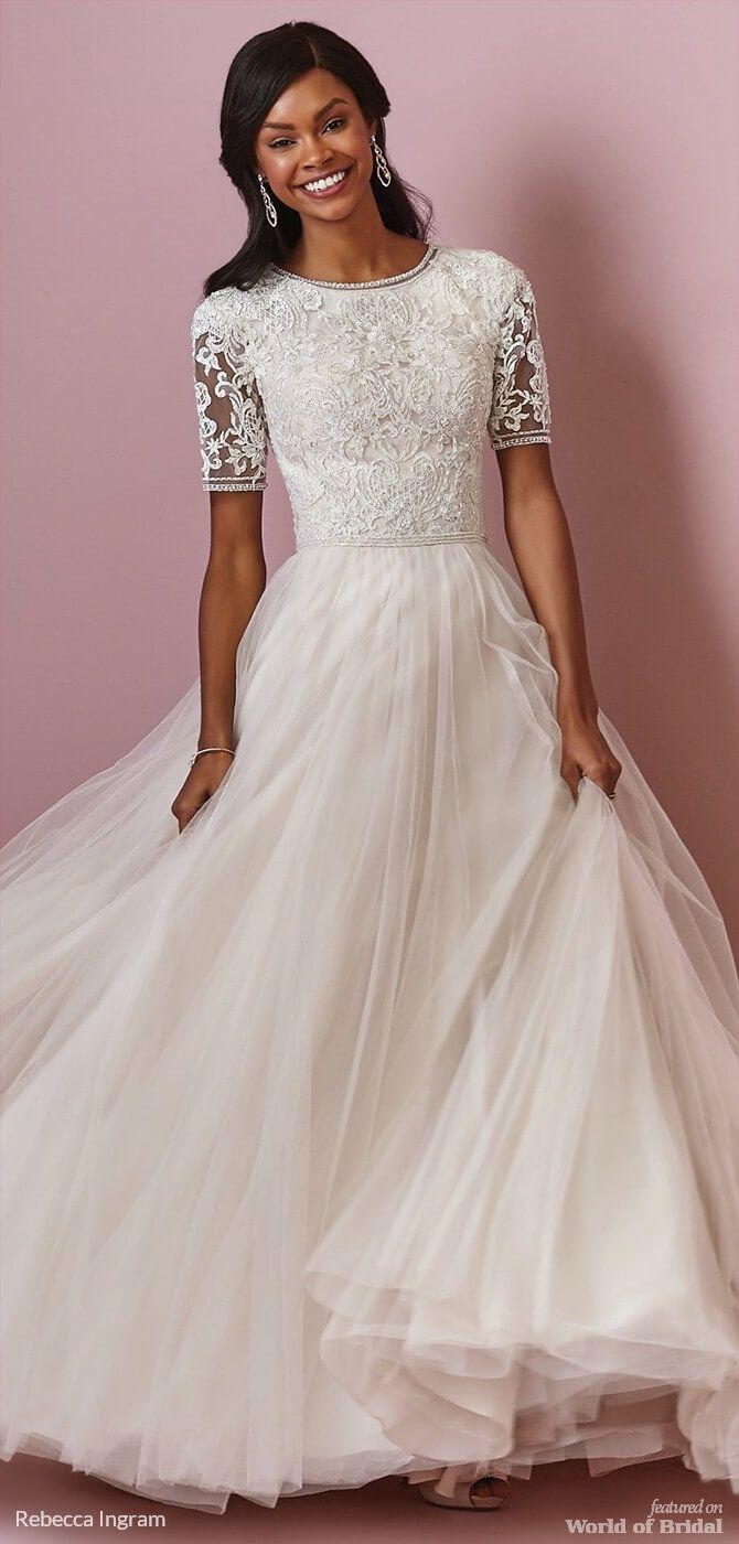 Rebecca ingram fall wedding dresses