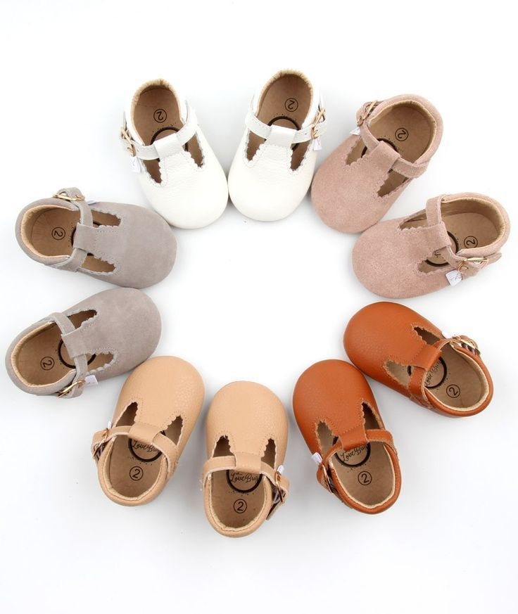 Little Love Bug Company Baby and Toddler Moccasins with Non Slip Soles Little Love Bug Company Baby and Toddler Moccasins with Non Slip Soles