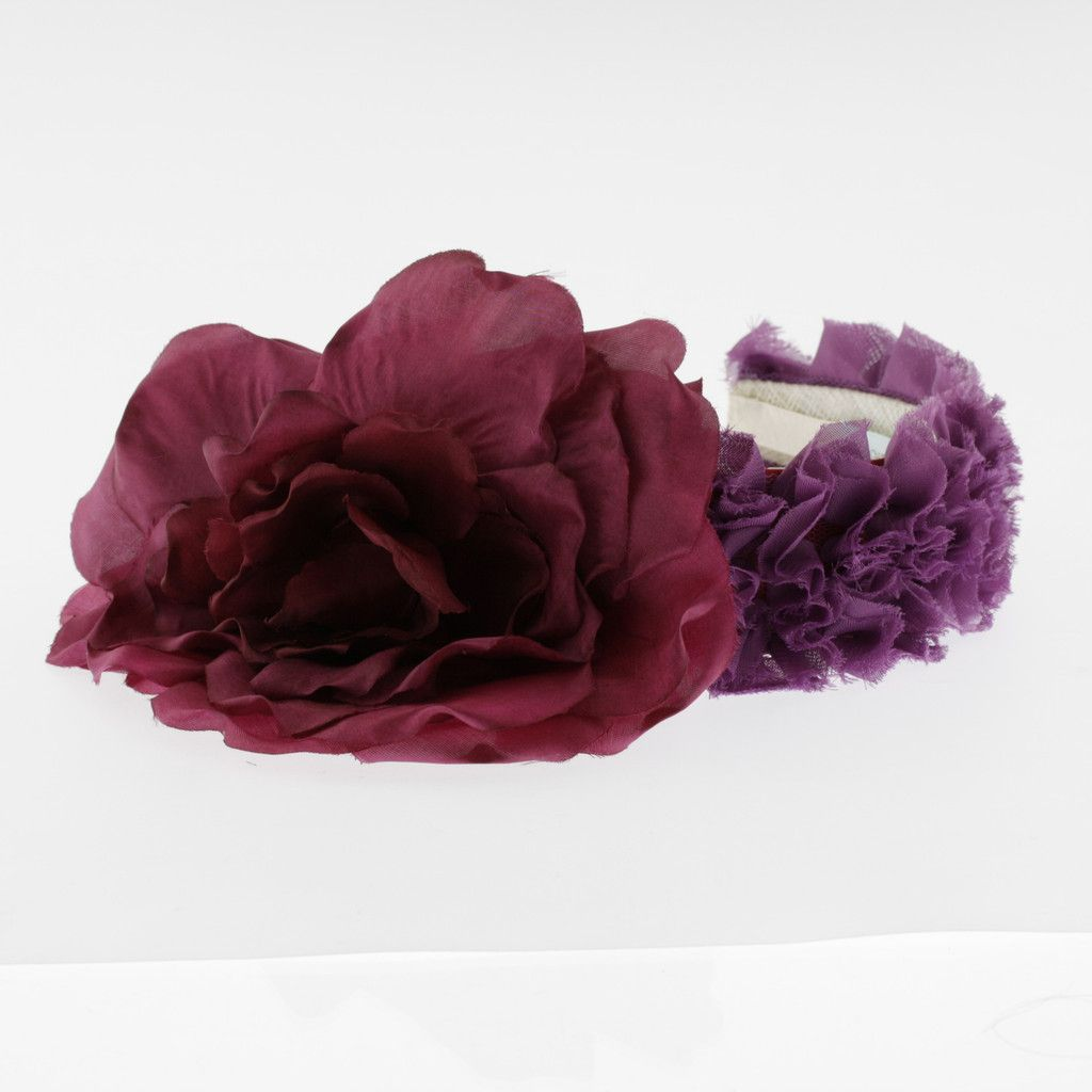 Magenta flower headband by Sky with Diamonds | Sky with Diamonds http://skywithdiamonds.com.au/collections/fascinators-and-hair-pieces/products/magenta-flower-headband