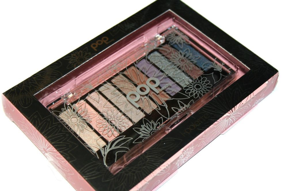 POP Beauty I-Palette Lovely Lids Eye Shadow Palette + Duo Applicator #PopBeauty