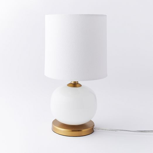 Mini Abacus Table Lamp Milk Finish Table Lamp Mini Table Lamps Table Lamp Lighting