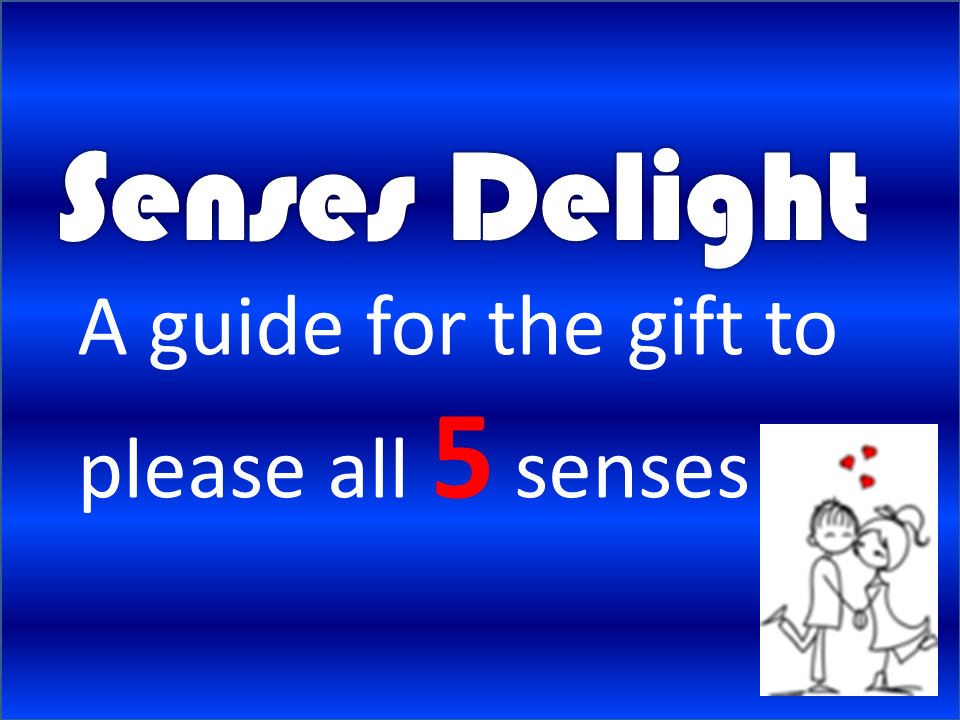 five senses gift for anniversary birthday valentines for him or her great ideas and awesome help finding gifts