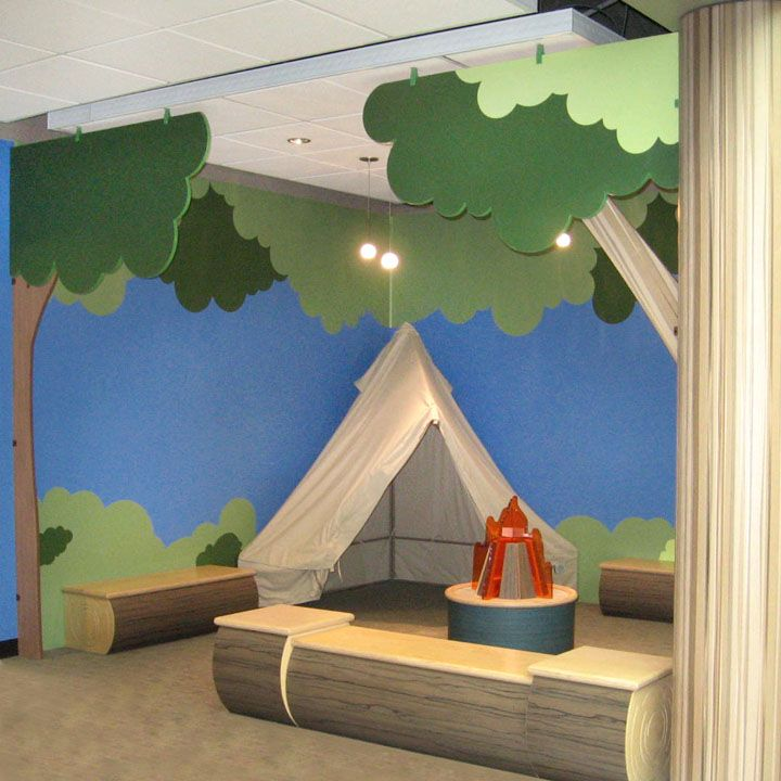 Vbs Camping Theme Decorating Ideas Part - 15: Camping Theme