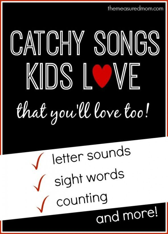 Songs that teach letter sounds... and more! (Heidisongs review and ...