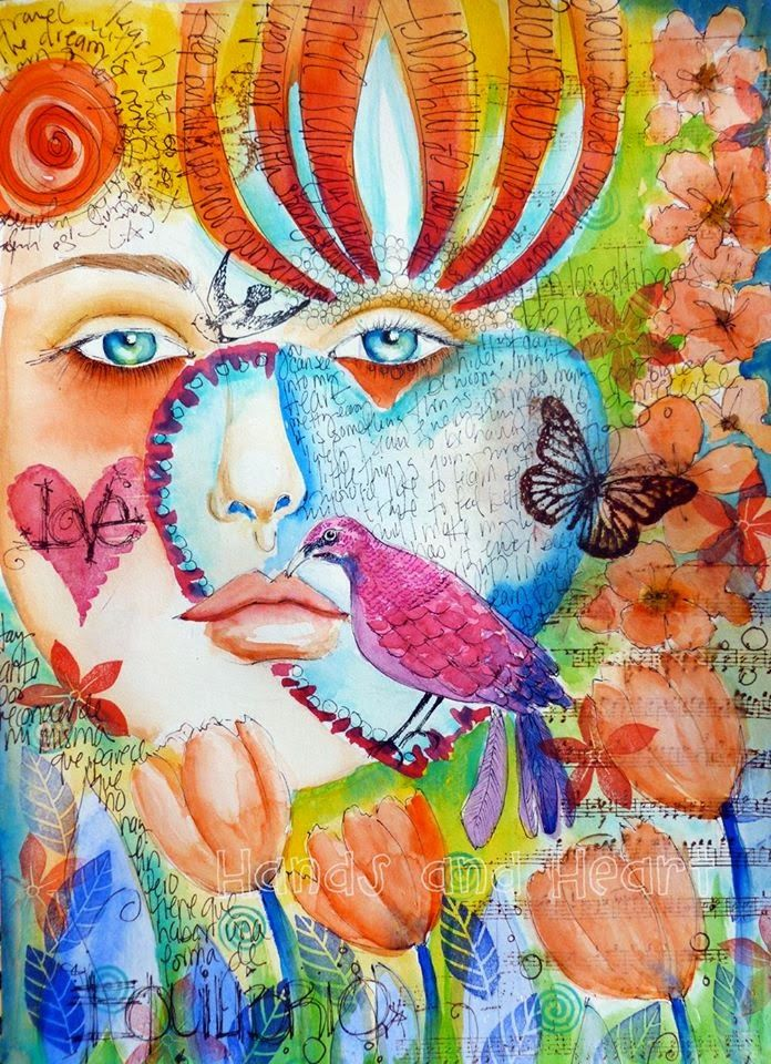 Hands and Heart: Diario Artistico