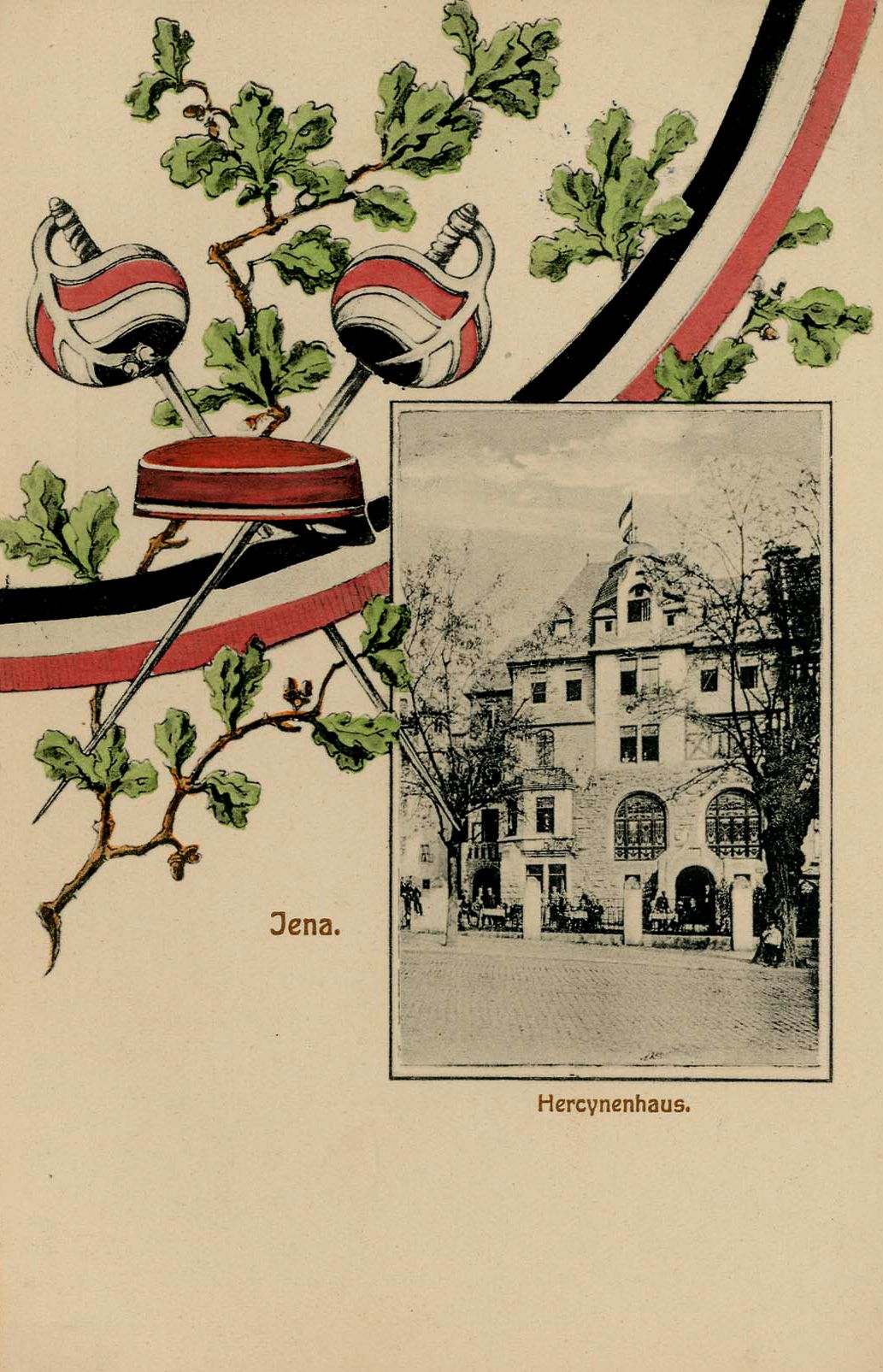 Landsmannschaft Hercynia Jena Studentenverbindung Jena Studenten