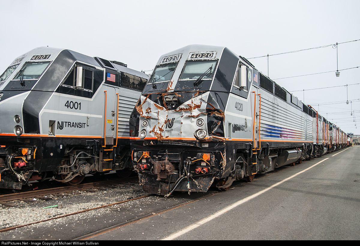 RailPictures Net Photo: NJTR 4020 NJ Transit Alstom PL42AC at South