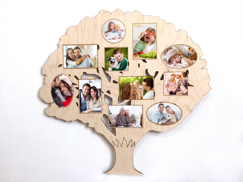 Как сделать семейную картинку
