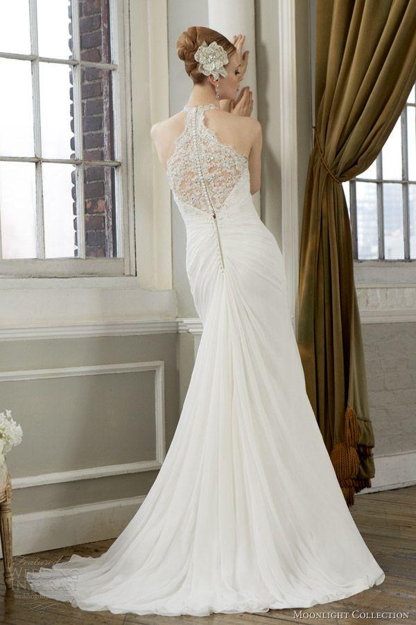 Moonlight Collection Fall 2013 Wedding Dresses | Wedding dress ...