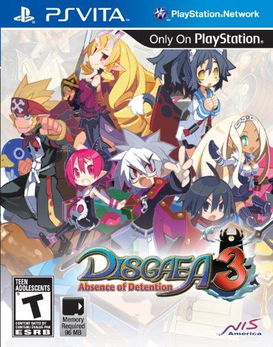 Disgaea 3 Absence of Detention PlayStation Vita \u003e\u003e\u003e Read more at the - absence note