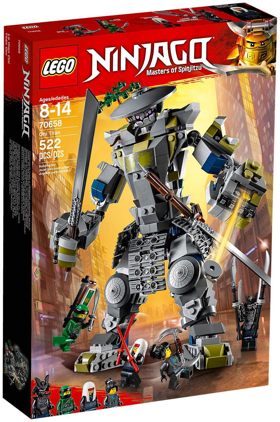 LEGO® 70654 NINJAGO Muzzle mit Speer Minifigur Figur NEU