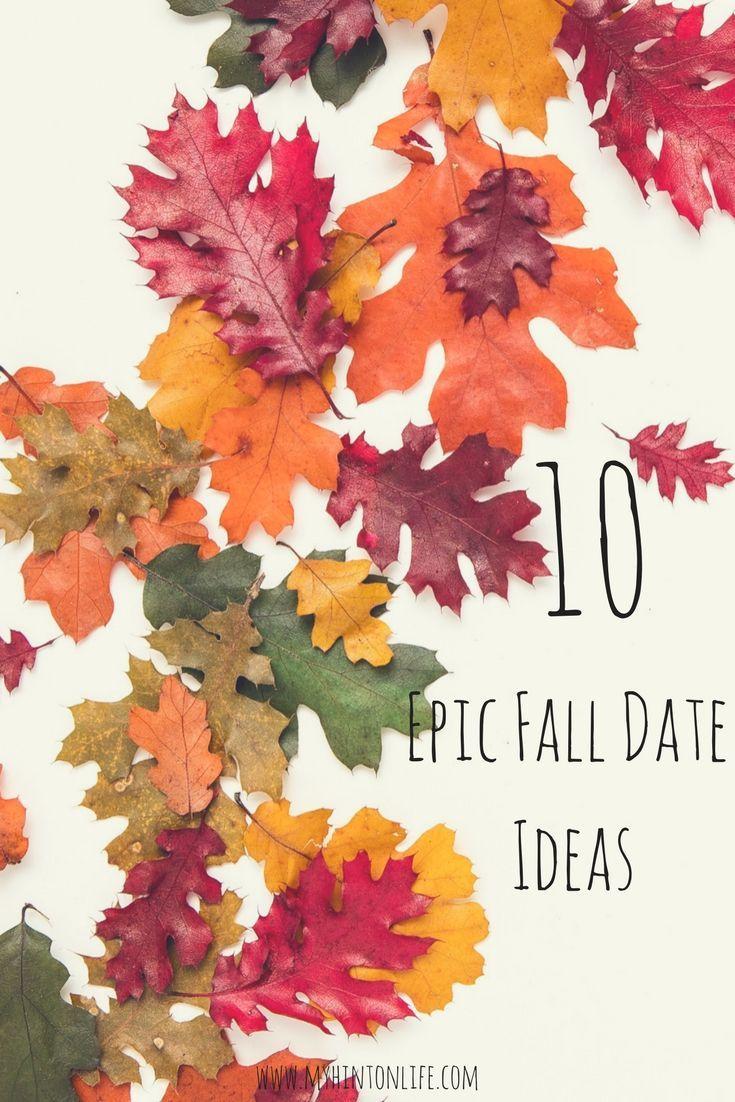 fall dating ideas