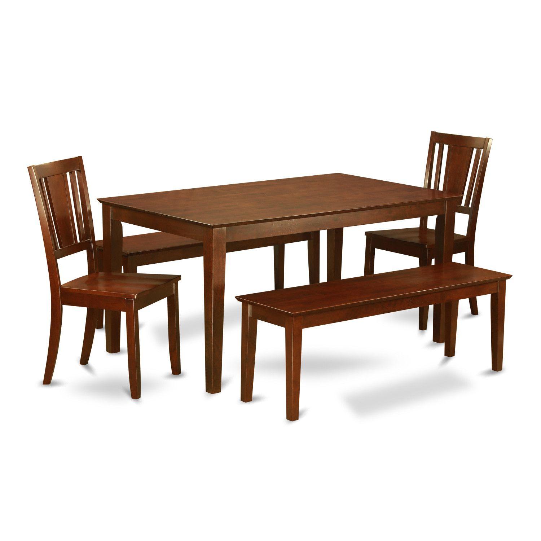 Capri 5 Piece Dining Set Dining furniture, Rectangular