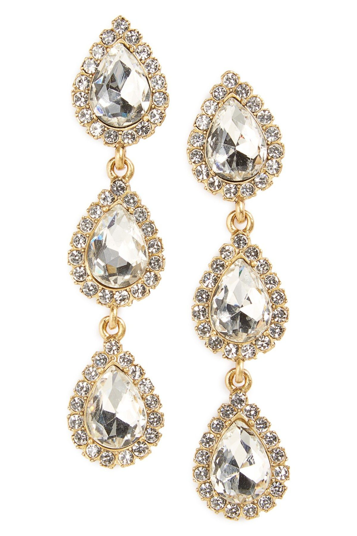 46dcf259a Loren Hope - Natalie Drop Earrings is now 70% off. Free Shipping on orders  over $100.
