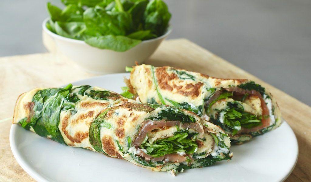 gezonde lunch recepten met brood