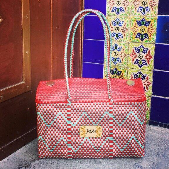 7ea1ac4d5 bolsas ixu ... hecho en mexico artesanía hecho a mano puebla pue ...