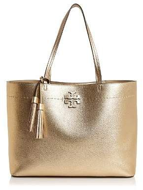 Tory Burch McGraw Medium Leather Tote  cce97e3ad4b97