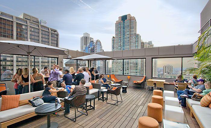Nomi Lounge, Park Hyatt