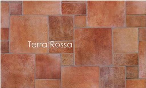 Porcelain Tc Terra Rossa Terracotta Firma