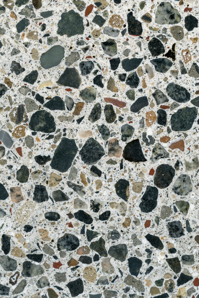 Recycled Concrete Aggregate Recycled Concrete Terrazzo