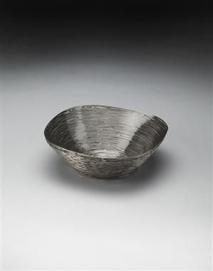Hors D Oeuvres Stainless Steel Decorative Bowl