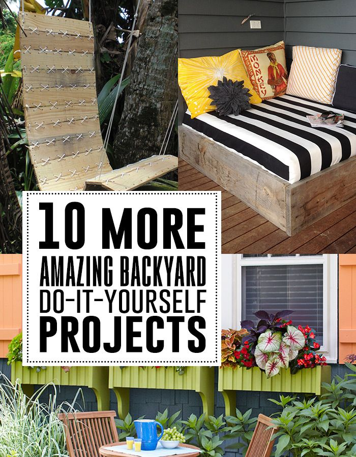 10 more amazing outdoor diy projects andreas notebook backyard 10 more amazing outdoor diy projects solutioingenieria Images