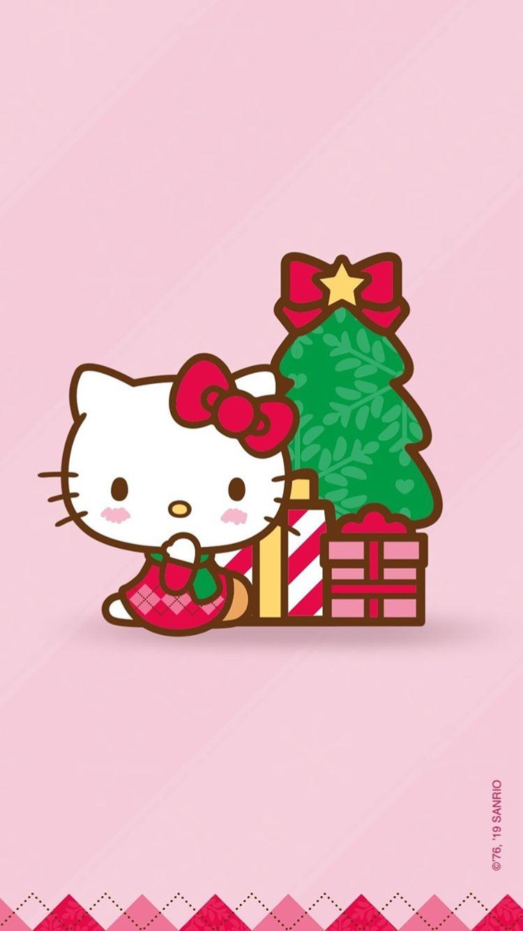 Hello Kitty Christmas Wallpaper Hello Kitty Wallpaper Hello Kitty Christmas Hello Kitty