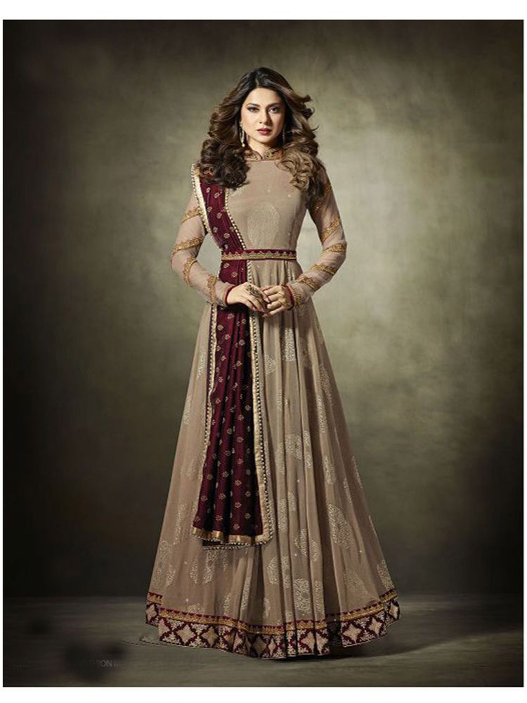 bcdd70101b Indian Pakistani Latest wedding Party wear Anarkali Dress Material for  women #Shoppingover #SalwarKameez