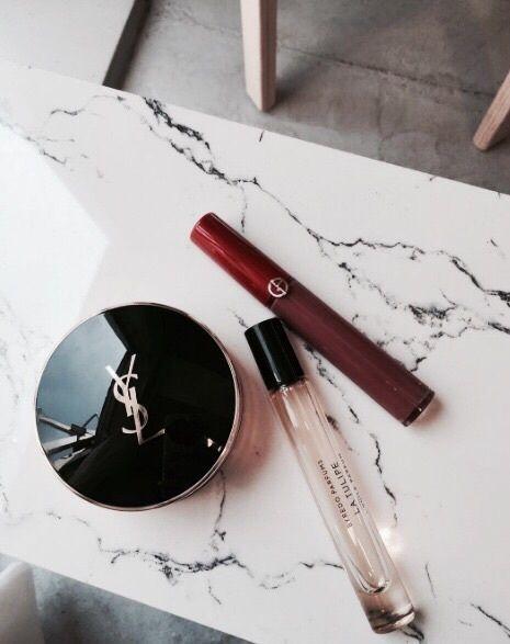 Photo of cute christmas makeup