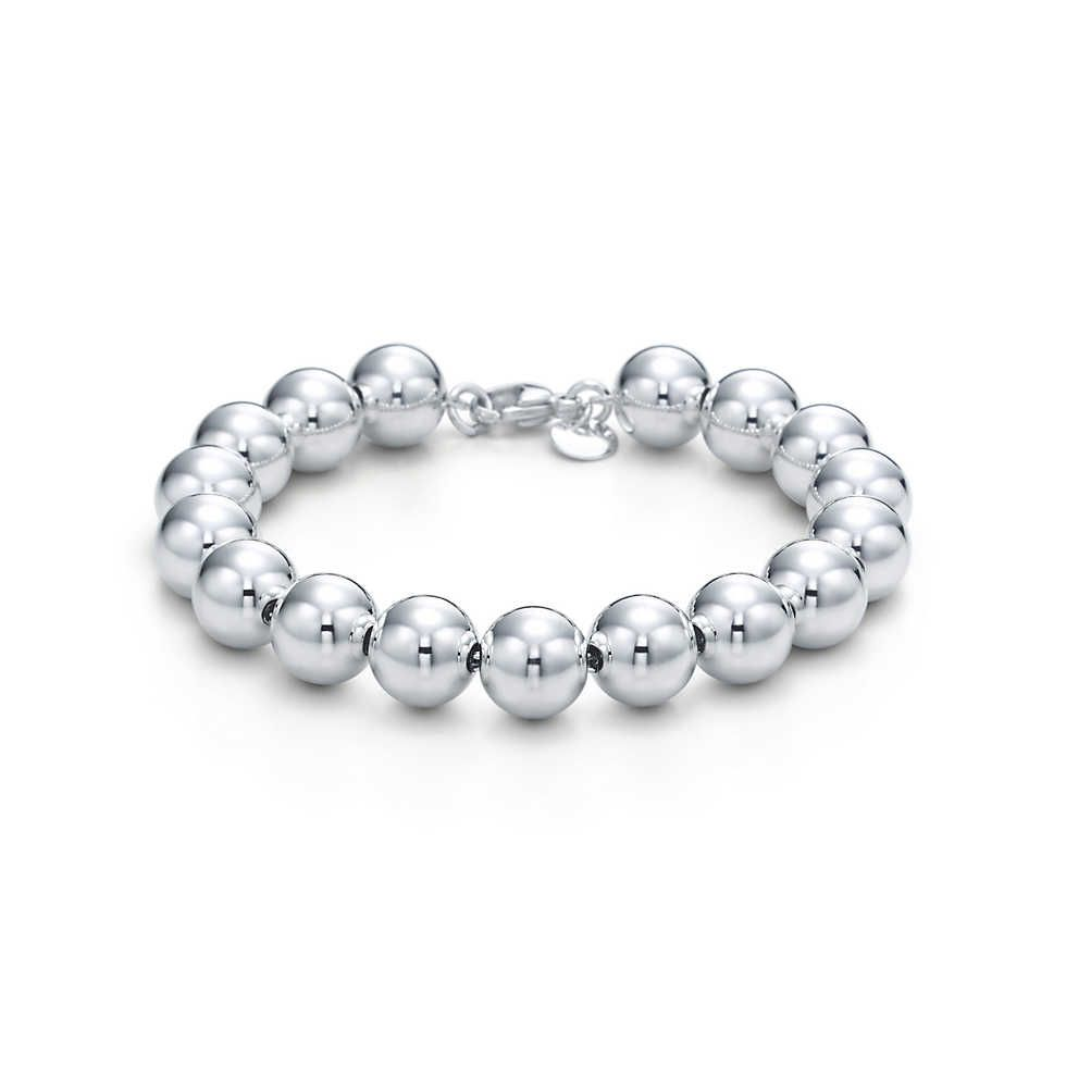 Tiffany hardwear ball bracelet some day pinterest jewelry