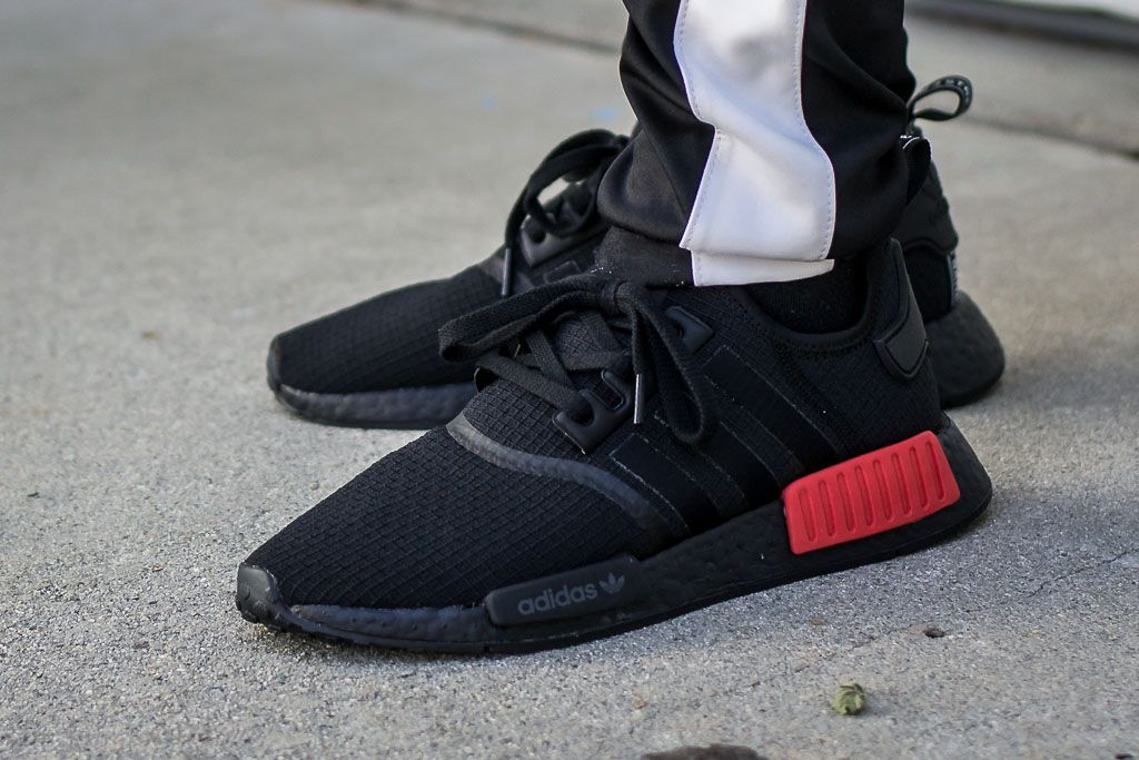 Adidas NMD C1 Trail Review & On Foot