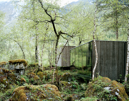 Juvet Hotel, Valldal, West Norway