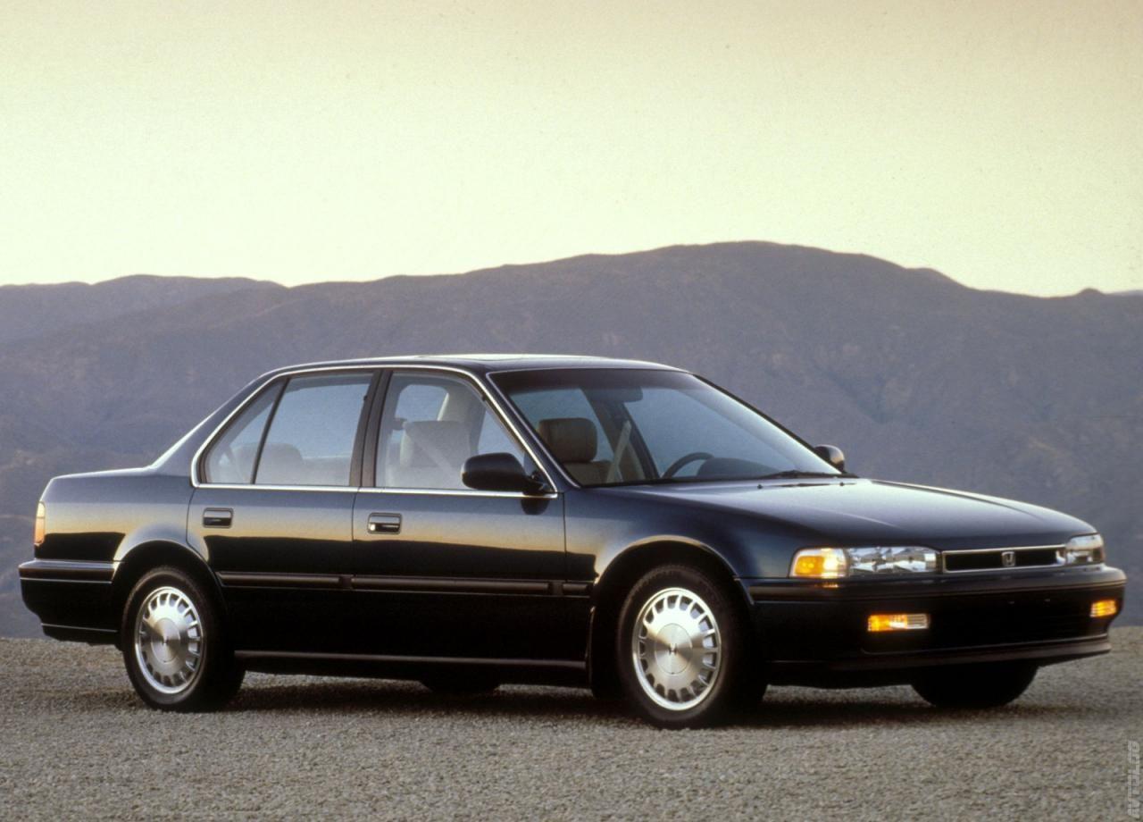 Honda 91 honda accord lx : 1990 Honda Accord Sedan | Honda | Pinterest | Honda accord, Sedans ...