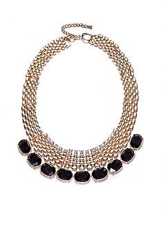 Jinger Adams The Anthracite Collection Necklace - Belk.com ...