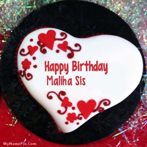 maleeha name birthday
