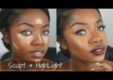 62 ideas for makeup looks for black women african