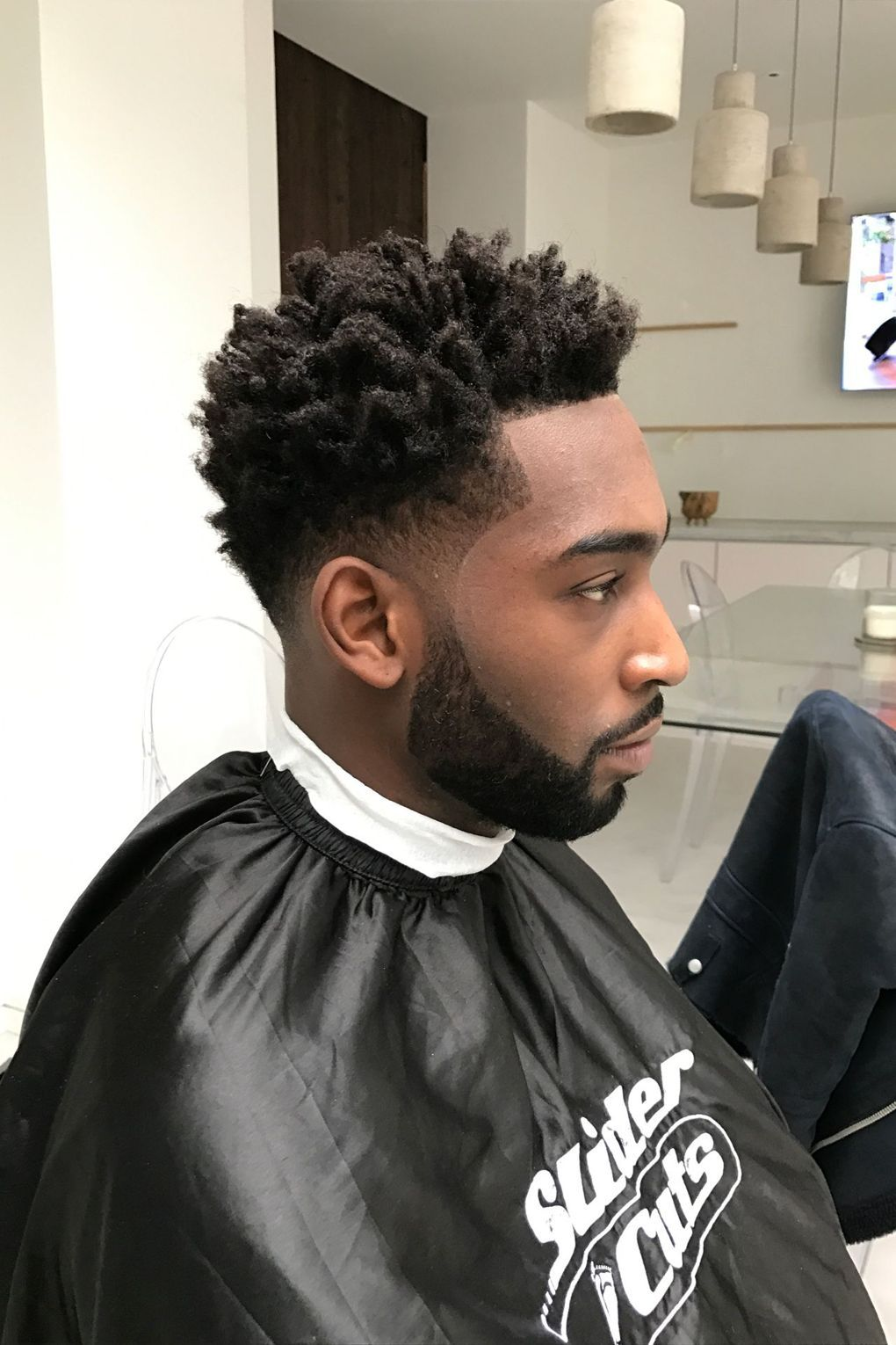 How to master these afro hair trends hair trends and anthony joshua