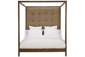 A classic for the contemporary bedroom.