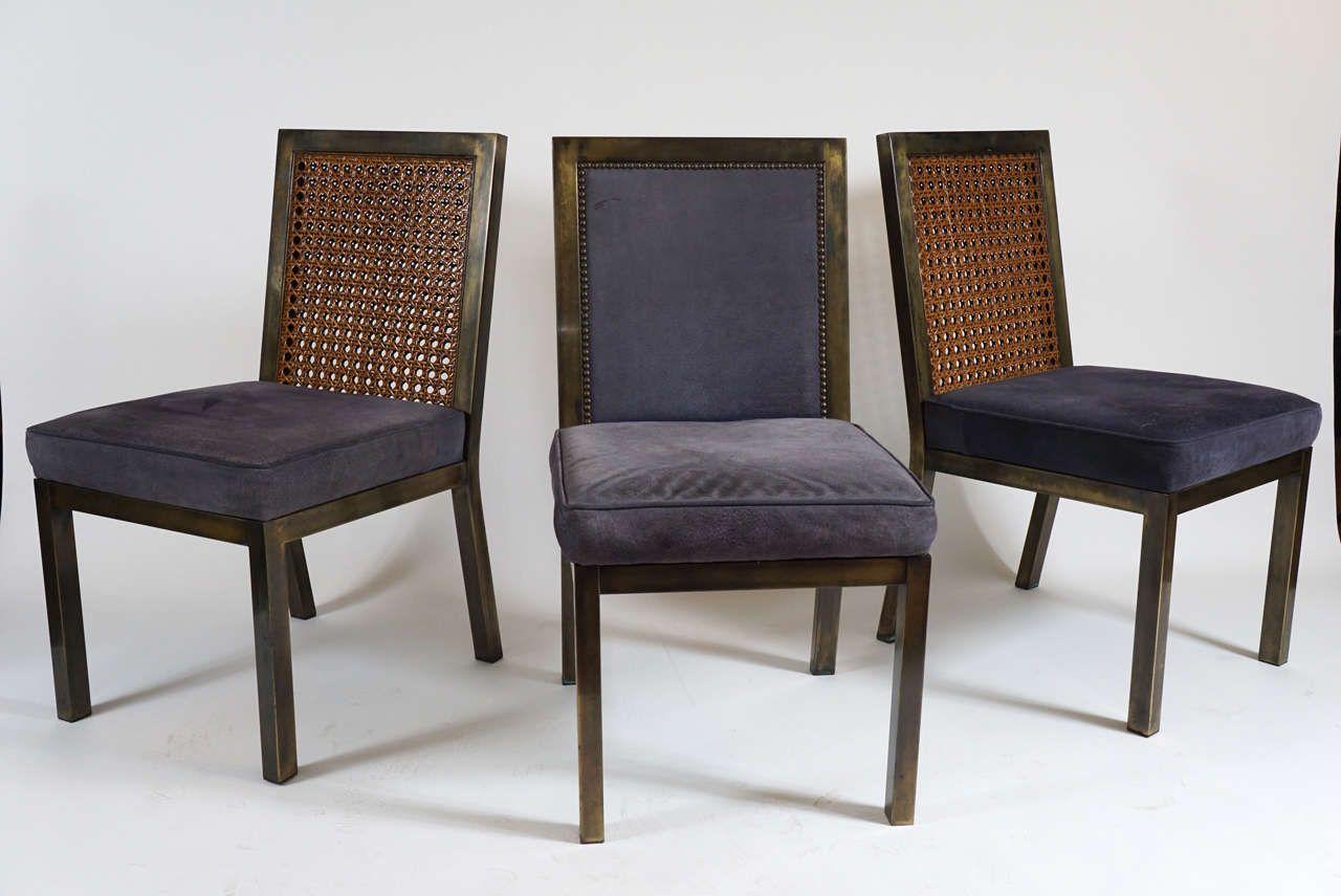 John Widdicomb Dining Chairs Circa 1970