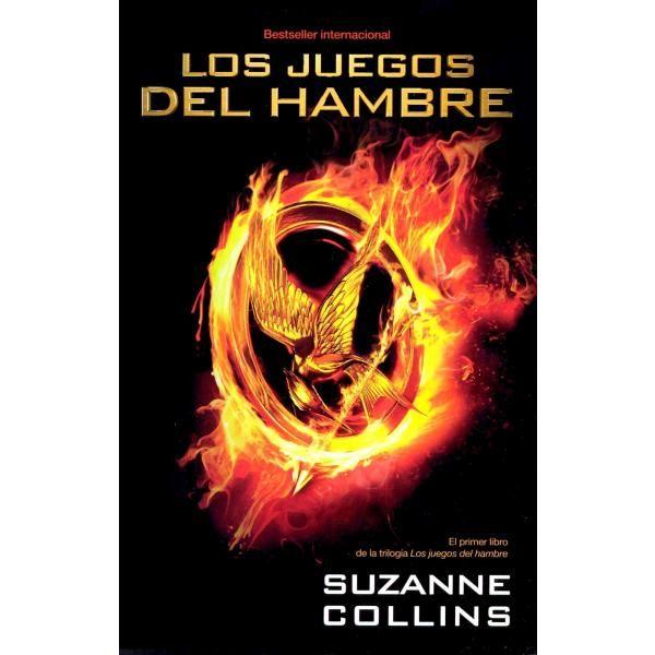Libro: Los Juegos Del Hambre - Suzanne Collins - Editorial RBA