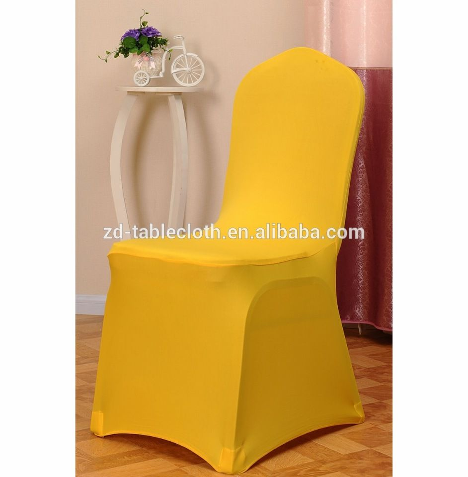 Yellow Chair Covers Yellow Chair Covers For Wedding Restaurant Conference Hotel