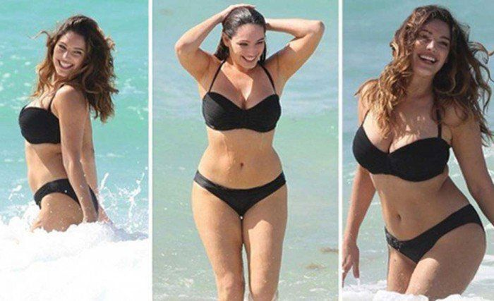 Secondo la scienza, ecco com'è la donna con il corpo perfetto (e io scienziato lo nacqui!!!)