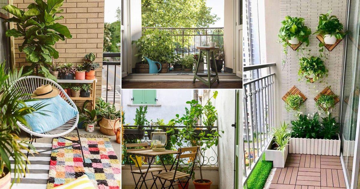 20 Amazing Indoor Balcony Garden Ideas, Balcony Gardening Ideas