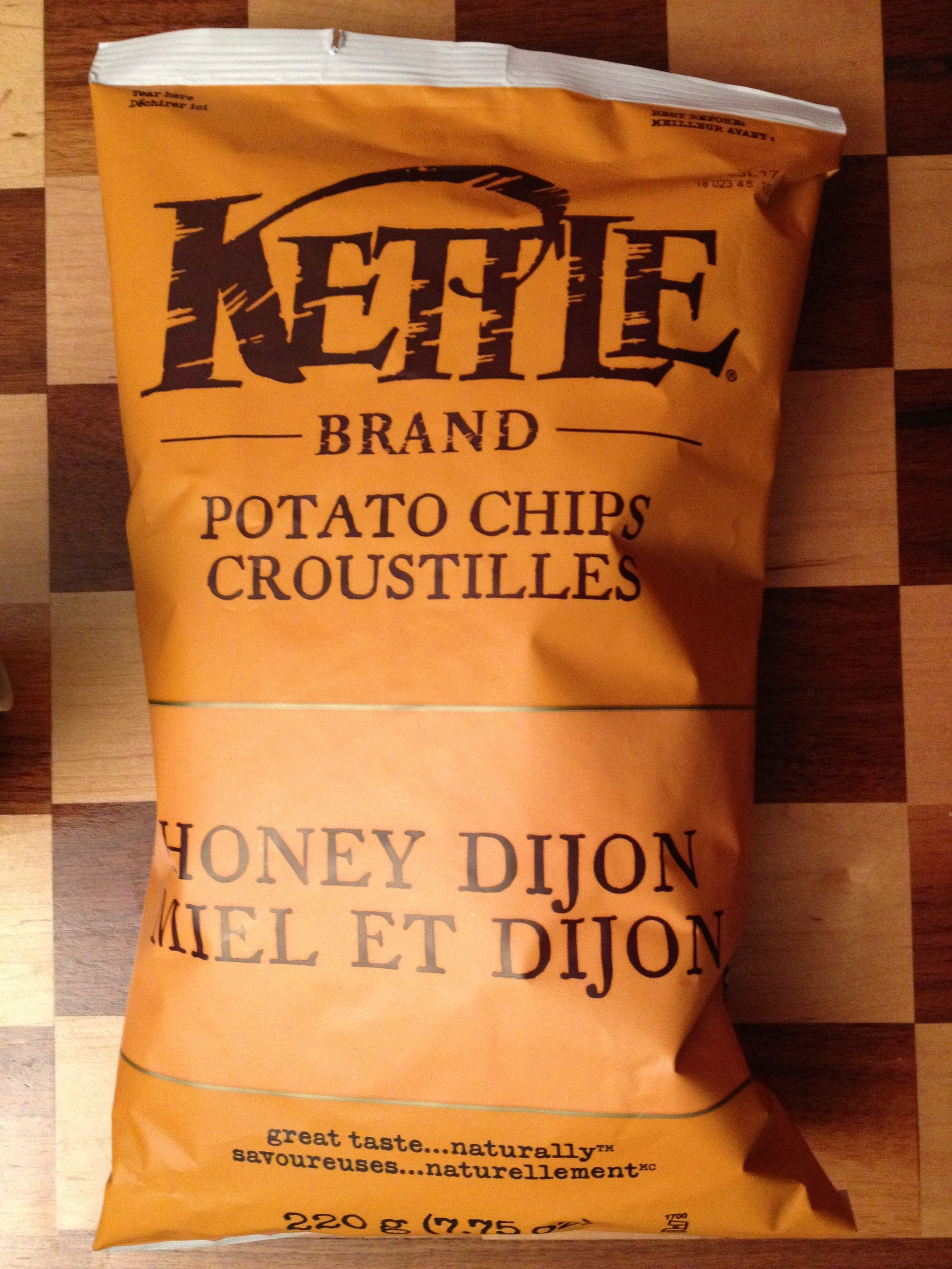 A chipaholic tries a new flavour!