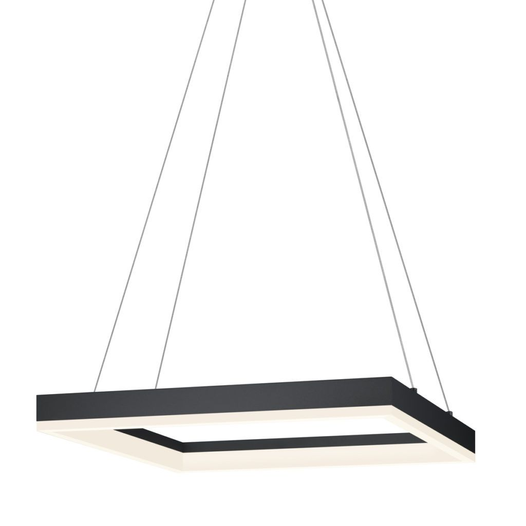 Sonneman Corona Square 19 Led Pendant In 2019