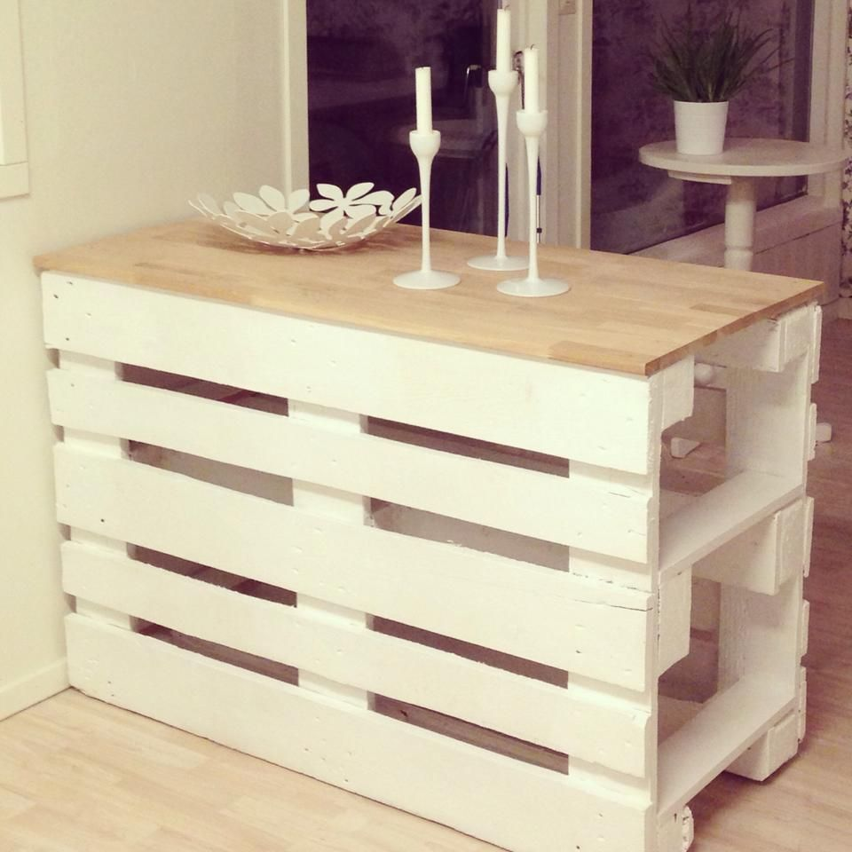 Kitchen Table Design Pinterest Paletes M Veis E Moveis