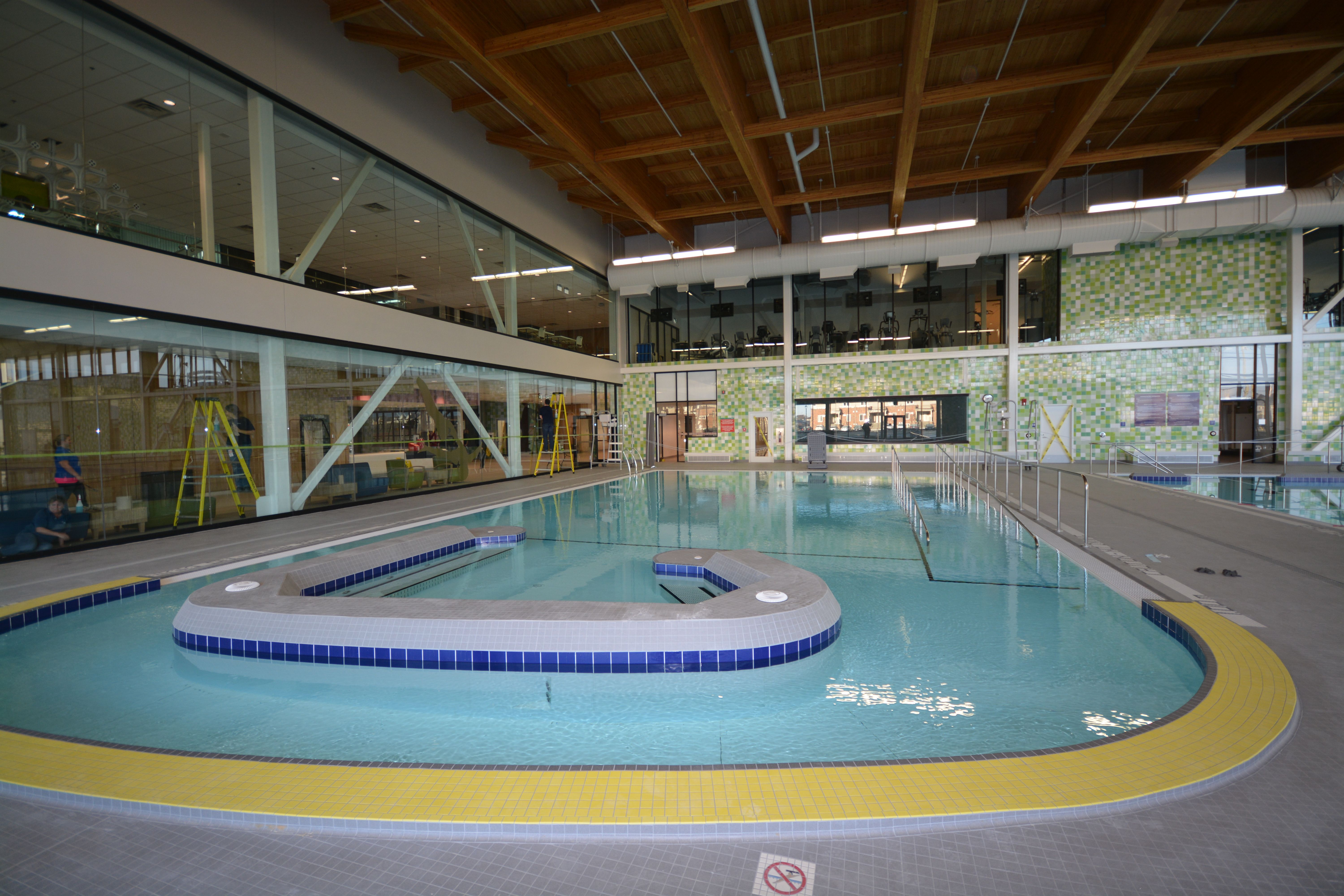Lazy river minto recreation center barrhaven city of - St mary s school bexhill swimming pool ...