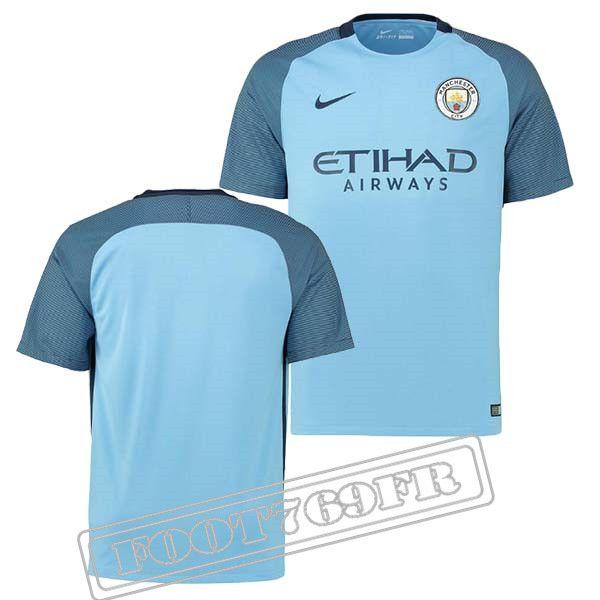 Maillot Domicile Manchester City Homme